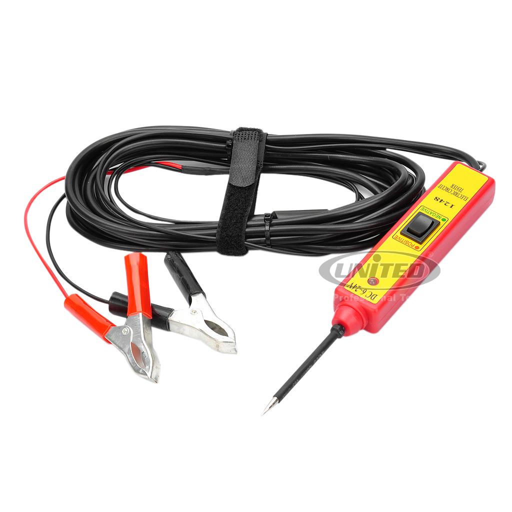 electric circuit tester 6 24v malaysia automotive tools car rh unitedtools com my House Electrical Circuit Diagram House Electrical Circuit Diagram