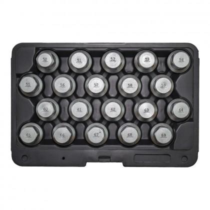 UNT-P4323  20PCS PORSCHE WHEEL LOCK SCREW REMOVAL