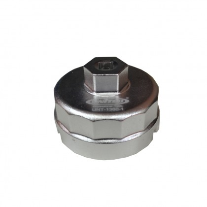 """UNT-1360-1   3/8"""" TOYOTA OIL FILTER WRENCH (ALUMINUM FORGED)"""