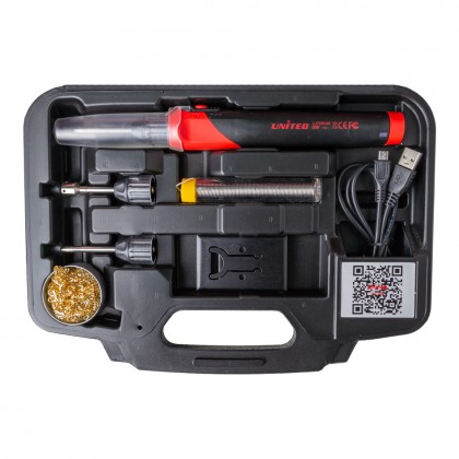 USK-2020   SOLDERING IRON KIT (LITHIUM-ION)