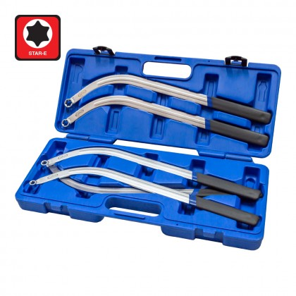 UNT-170B5 PCS PULLEY HOLDER WRENCH SET (E-TYPE)