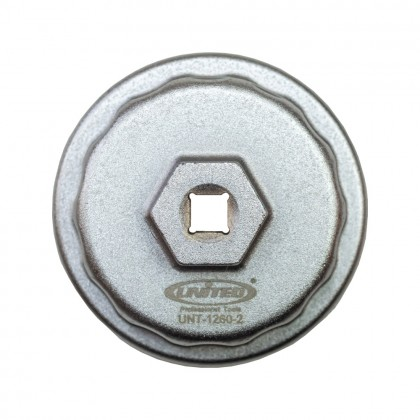 """UNT-1260-23/8"""" OIL FILTER WRENCH 14P x 64.5MM (4 HOLES)"""