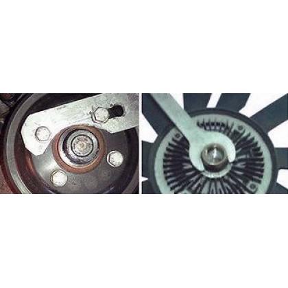 UNT-62153 10 PCS BENZ & BMW FAN CLUTCH TOOLS
