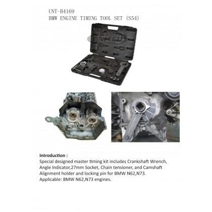 UNT-B4169BMW ENGINE TIMING TOOL SET (N62, N73)