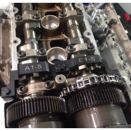 UNT-B4299BMW ENGINE TIMING TOOL SET (S85)