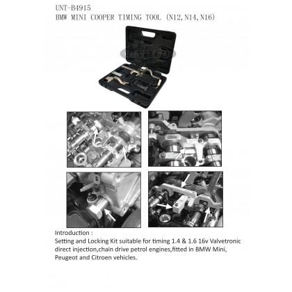 UNT-B4915BMW/ MINI COOPER TIMING TOOL (N12, N14, N16)