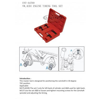 UNT-A4769VW, AUDI TIMING TOOL SET (1.2 FSI)