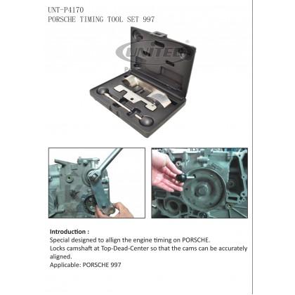 UNT-P4170 PORSCHE TIMING TOOL SET (997)