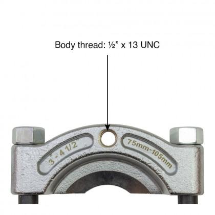 UNT-9015BEARING SEPARATOR (75MM x 100MM)
