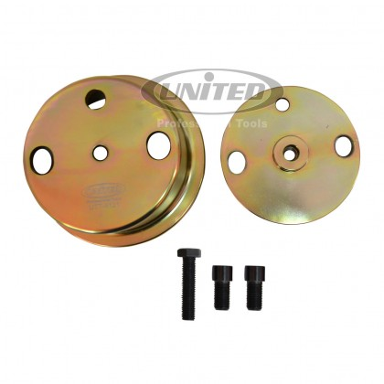 UTT-4121	NISSAN CRANKSHAFT REAR OIL SEAL INSTALLER (CK450 & CK451)