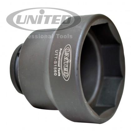 "UTT-S15603/4""SCANIA FRONT WHEEL NUT SOCKET 8PX80M"