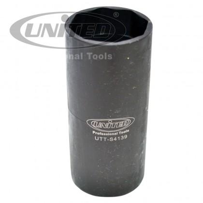 "UTT-S41391/2"" SCANIA ELECTROMAGNETIC INJECTOR CAP SOCKET (8P x 38MM)"